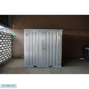 schuur container demontabelee opslagcontainer 8 ft container