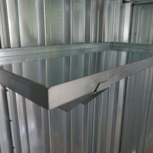 Een mooie container stelling! makkelijk en snel te monteren!