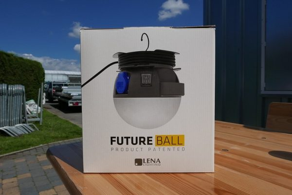 Accessoires – Future ball lamp