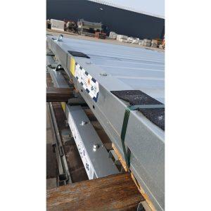 Demontabele Container 5 x 2 enkele deur lange zijde (beschadigd model)