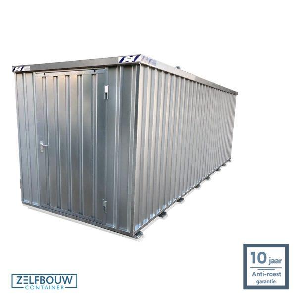 Materiaalcontainer 6×2 enkele deur verplaatsbare container demontabel voor opslag
