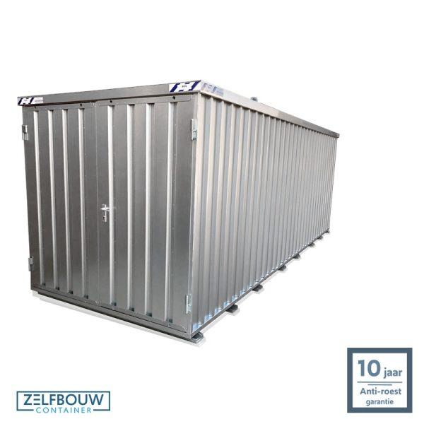 Materiaalcontainer verplaatsbare container demontabel voor opslag