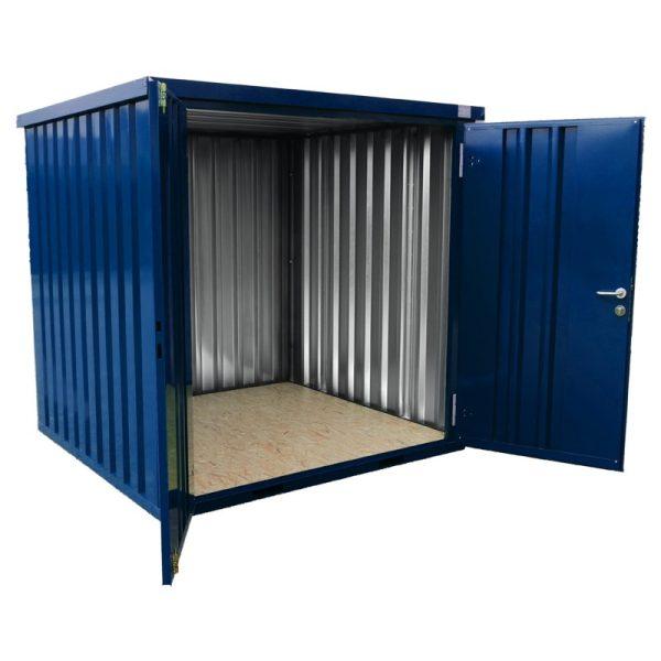 Zelfbouw Demontabele 10ft Container
