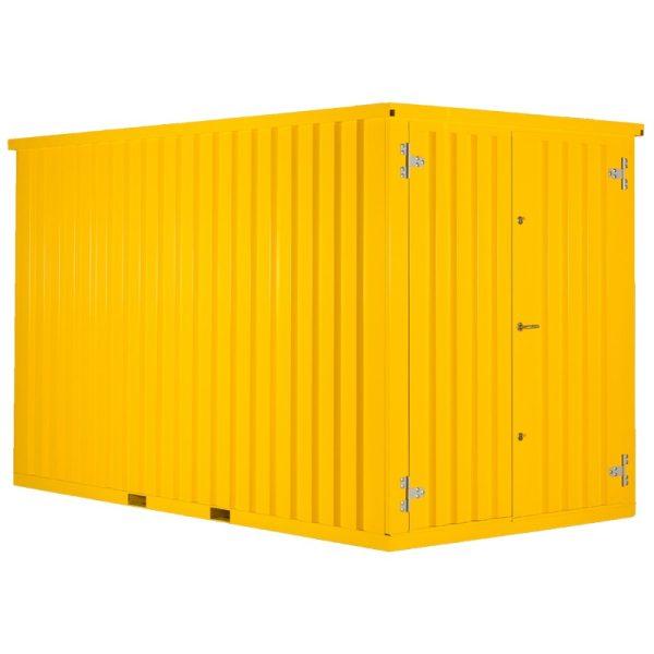 Zelfbouw Demontabele Materiaalcontainer