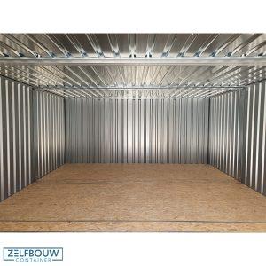 Grote opslagcontainer 5 x 6 meter combinatie container xxl