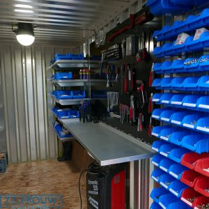 Gereedschap container - Premium merk