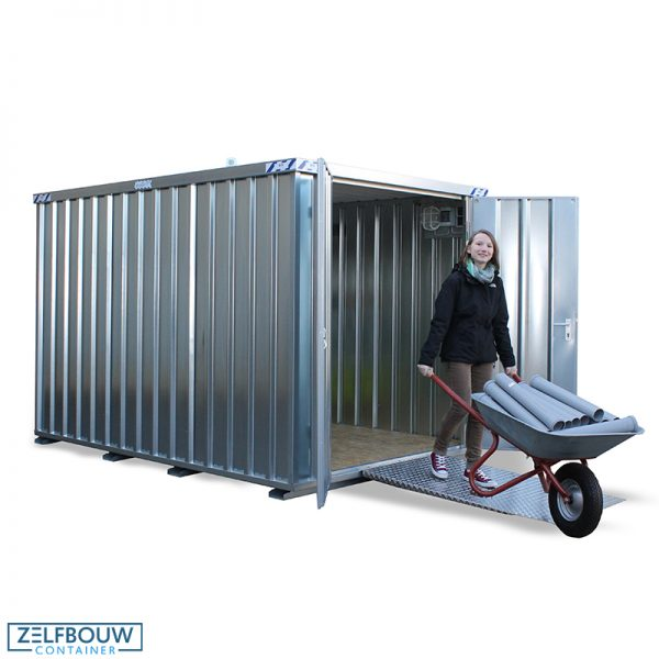 20 ft zeecontainer 6,1 x 2,3 x 2,4 m