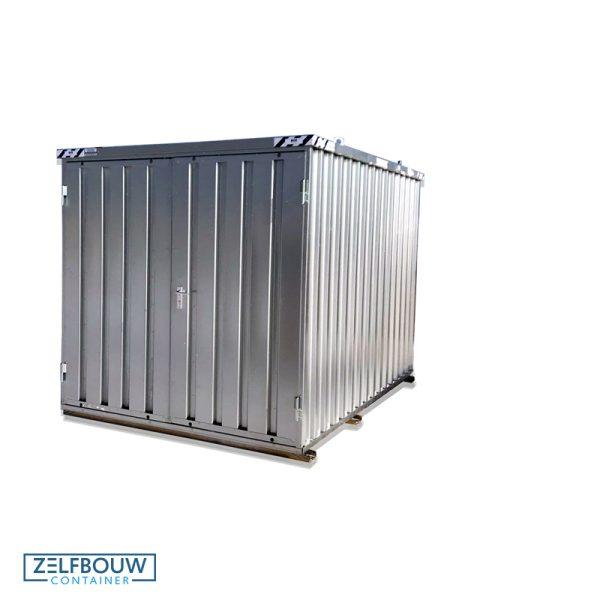 Demontabele Snelbouw Container 3x2 tweedehands - Zo goed als nieuw