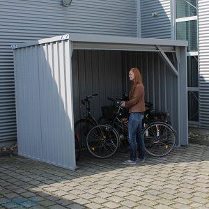 fietsenstalling tuin kopen overdekt overkapping